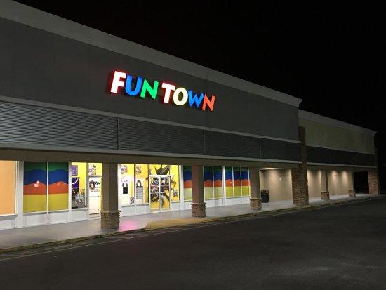 Melbourne, FL: Fun Town