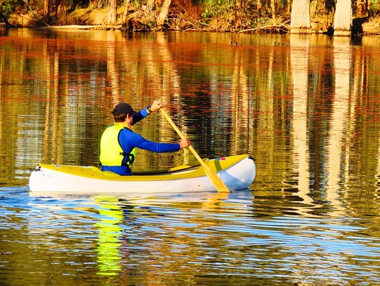 Great canoe hybrid canoes - perfect for kids or lightweight