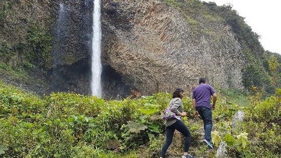 Ruta de las cascadas: Cascadas