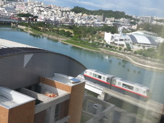 Mercure Okinawa Naha: View from our room