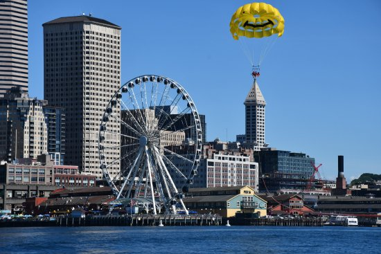 Parasail Seattle