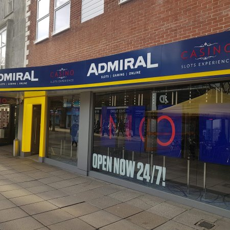 Admiral Casino Portsmouth England Address Phone Number