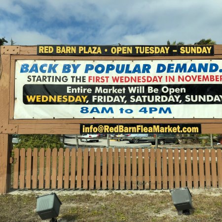 Red Barn Flea Market Bradenton All You Need To Know