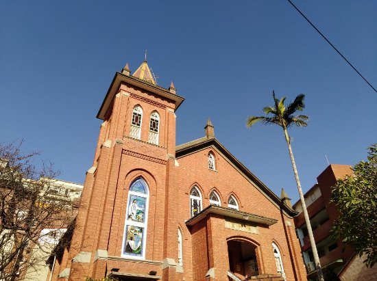 Tamshui Changlao Church