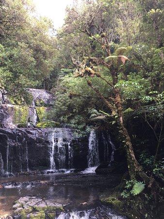 The Catlins, New Zealand: Falls