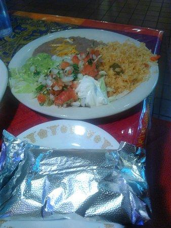 Monmouth, Oregón: Casa Burrito