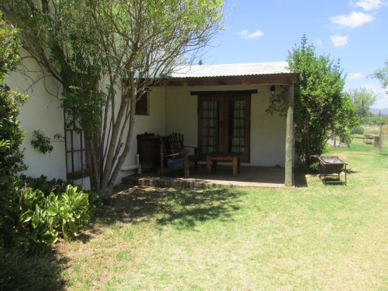 Bonnievale, South Africa: West Wing suite adjacent to Farmhouse