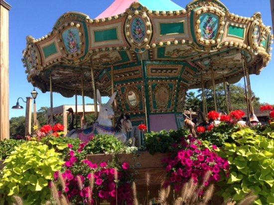 Smithville Carousel
