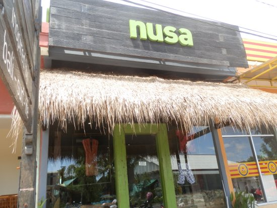 ‪Nusa Surfshop‬