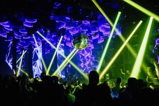 Amazing Lighting Belgrade Night Club Hype Picture Of