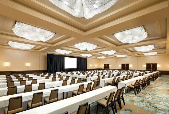 Millbrae, CA: Meeting room