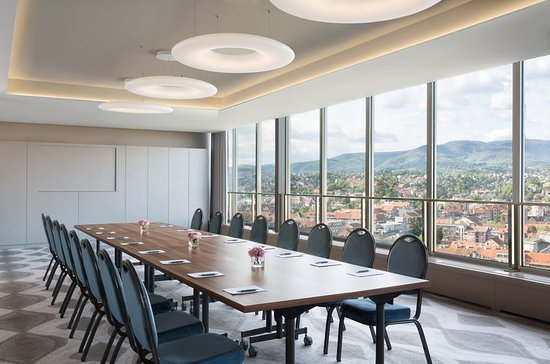 The Westin Zagreb : Meeting room