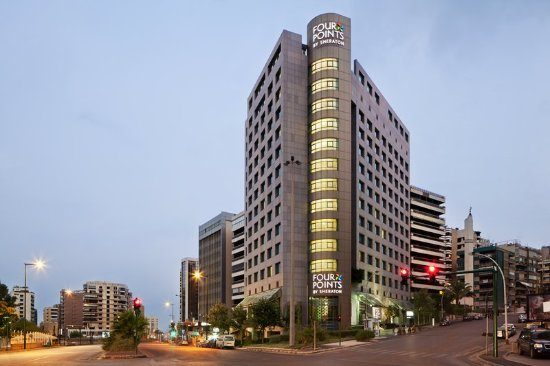 Four Points by Sheraton Le Verdun: Exterior