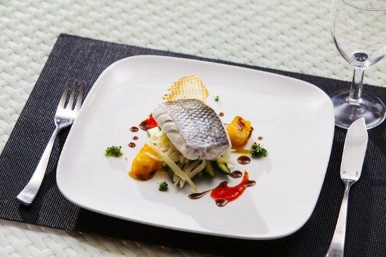 Le Meridien N'Fis: Restaurant