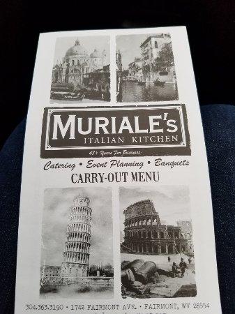 Muriale's Italian Kitchen: 20180117_162226_large.jpg