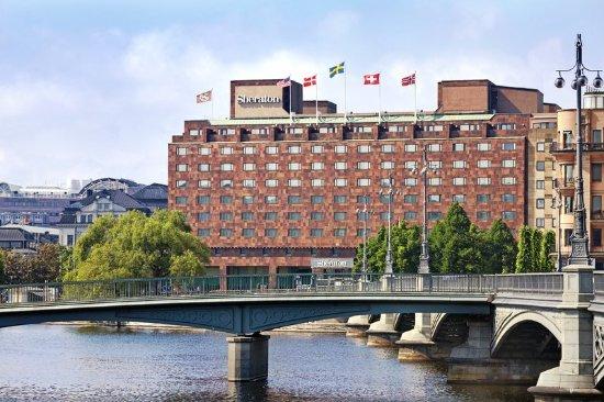 Sheraton Stockholm Hotel: Exterior
