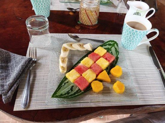 Korrigan Lodge: breakfast