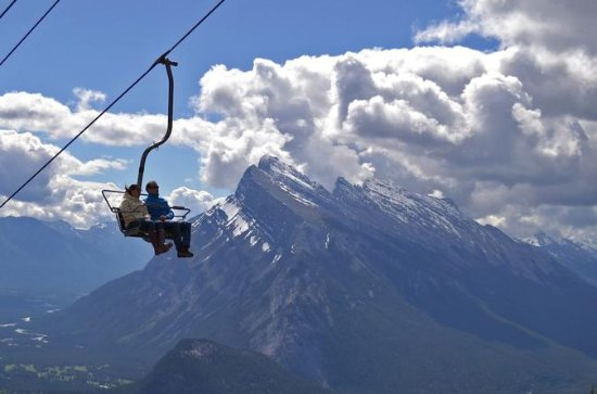 Banff Sightseeing Chairlift