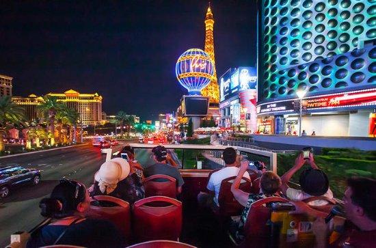 Bus Las Vegas Night Tour