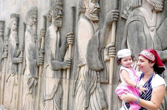 Byer og religiøs mangfold: Touring...