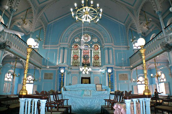 The Jewish Heritage of Mumbai
