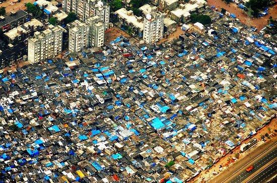 En tur til Dharavi i Mumbai