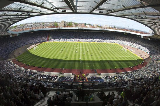 Hampden Park Stadium and Museum Tour...