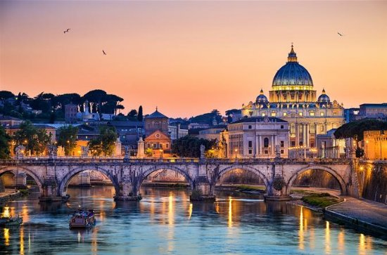 Rome for First-Timers Private Shore...