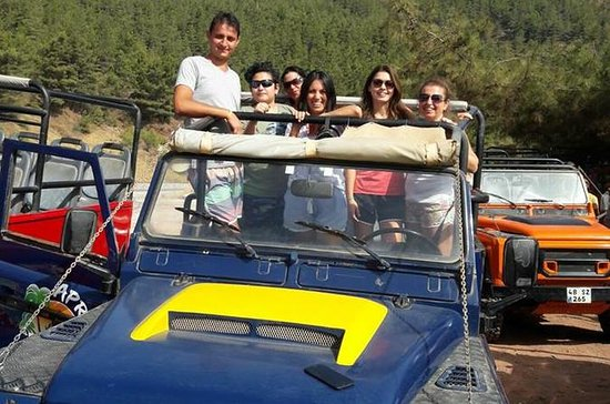 Marmaris Jeep Safari, Waterfall...