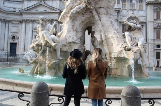 Rom Bedste Piazzas & Rom Food Tour