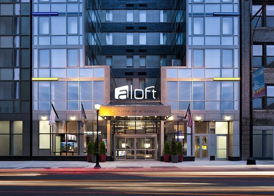 Aloft New York Brooklyn: Exterior