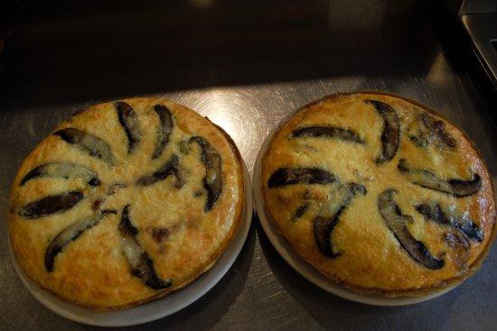 Makanda, อิลลินอยส์: Breakfast Frittata