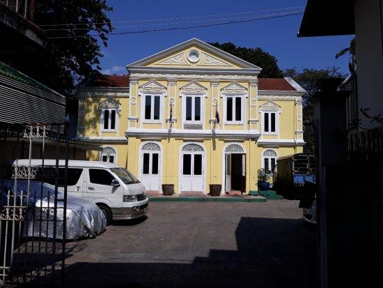 Luang Kocha Itsahak Mosque