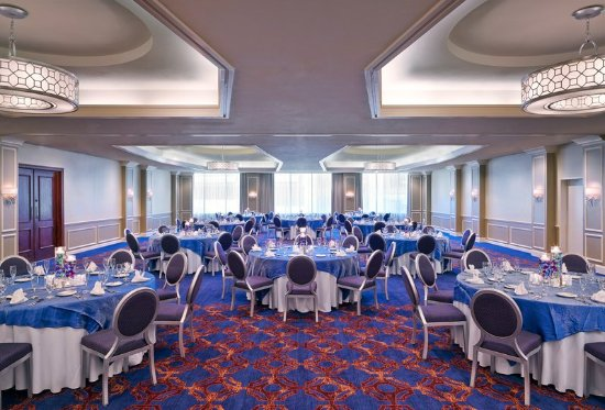 Sheraton Tampa Riverwalk Hotel Ballroom