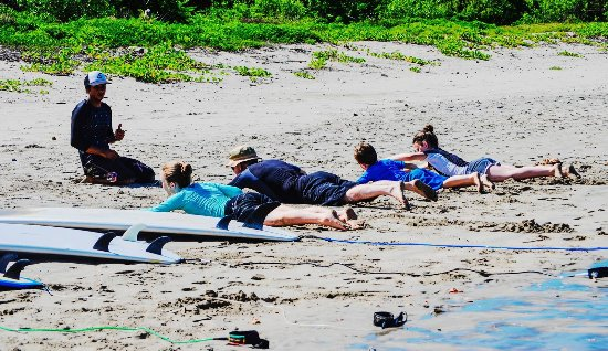 Nosara, Costa Rica: Elite Surf Instruction, Ocean Safety