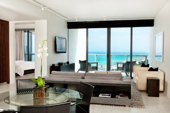 W South Beach: Guest room