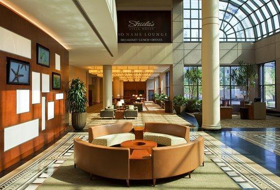 The Westin Indianapolis: Lobby