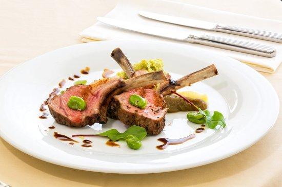 Le Meridien Lav Split: Restaurant