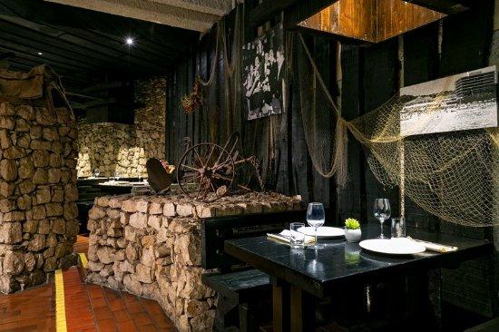 Podstrana, Croatia: Restaurant