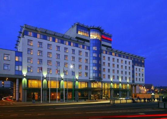 Sheraton Poznan Hotel: Exterior