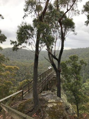 Tyers, Australia: Peterson's Lookout