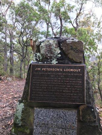 Tyers, Austrália: Peterson's Lookout