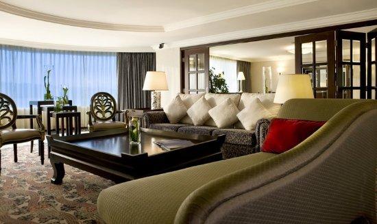 Le Meridien Kota Kinabalu: Guest room