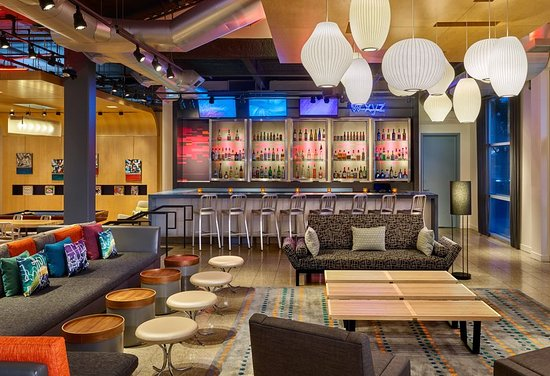 Aloft Houston by the Galleria: Restaurant