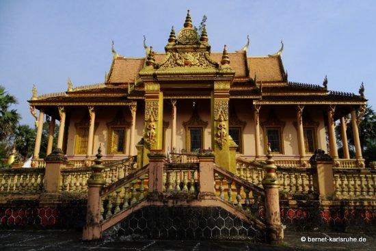 Soc Trang, Βιετνάμ: Kh'leang Pagode