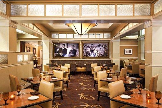 Sheraton Pentagon City Hotel: Restaurant