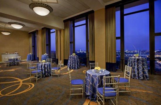 Sheraton Pentagon City Hotel: Ballroom