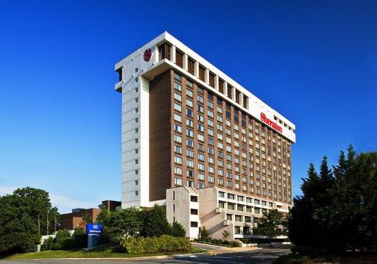 Sheraton Pentagon City Hotel: Exterior