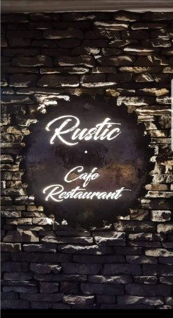 Rustic Cafe and Restaurant