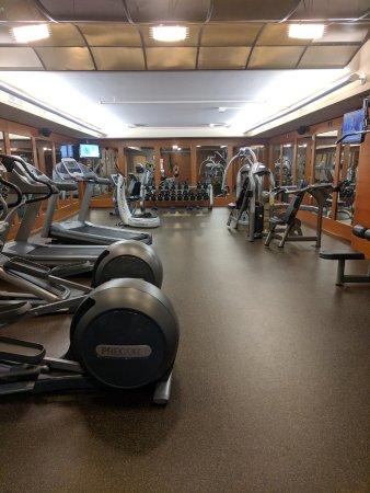 The Heathman Hotel Kirkland: Gym